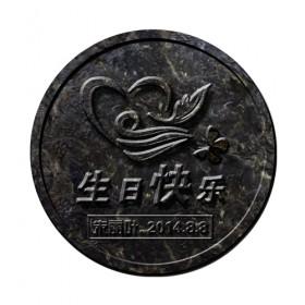 申猴生肖生日专属订制茶雕