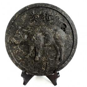 亥猪生肖生日专属订制茶雕