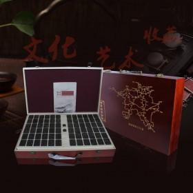 144枚麻将 收藏茶雕 配备收藏证书